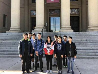 上海斯代文森国际高中学校生硅谷校区学习:走进斯坦福