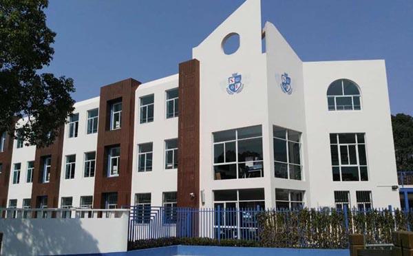 上海美国高中斯代文森国际学校教学楼